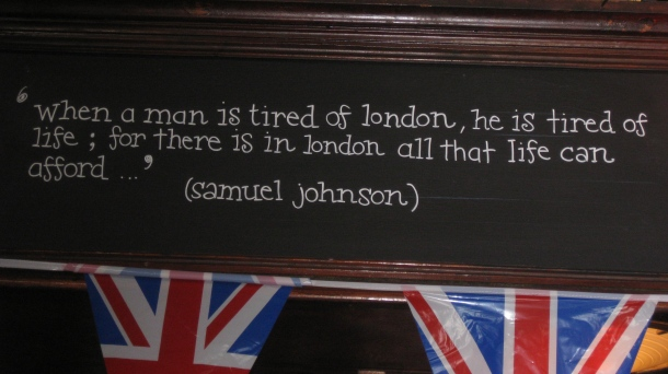 pub quote
