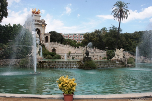 parc de la ciutadella 2
