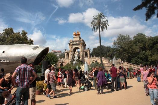 parc de la ciutadella 3