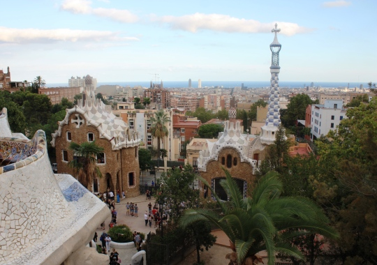 park guell7